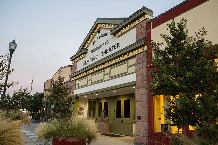 Electric Theater Center