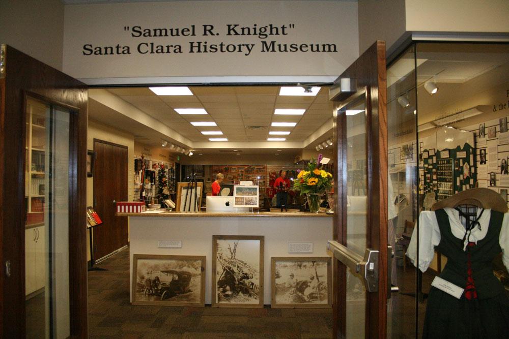Samuel R. Knight Santa Clara History Museum