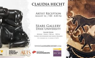 Claudia Hecht - Artist Reception